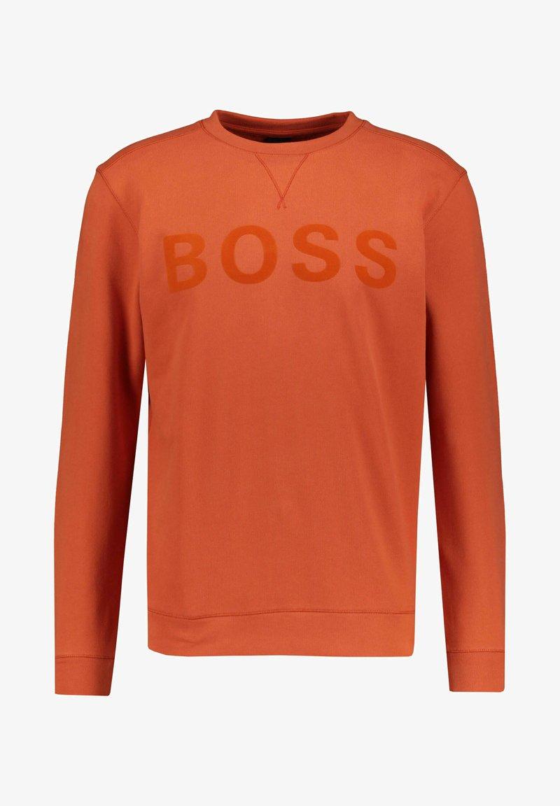 BOSS - WEEFAST - Sweatshirt - orange