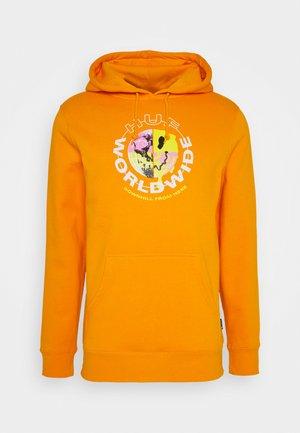 OXY HOODIE - Hoodie - electric orange