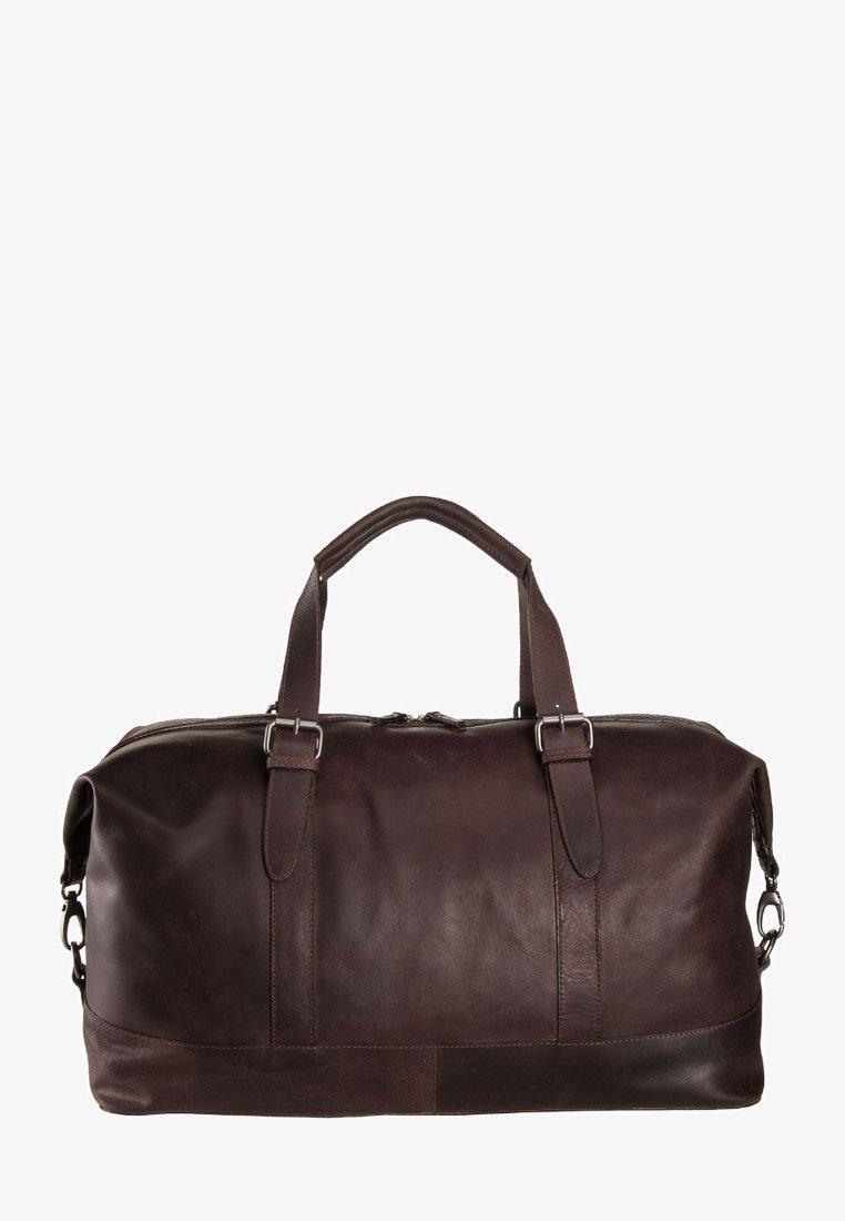 Leonhard Heyden - DAKOTA - Weekend bag - braun