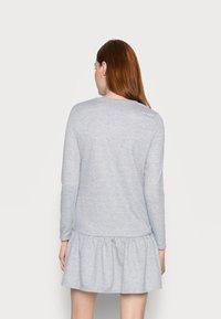 New Look Tall - DROP RESS - Day dress - grey niu - 2