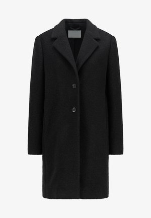 C_COSETO - Cappotto classico - black