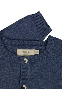 Wheat - CLASSIC - Cardigan - blue melange - 2