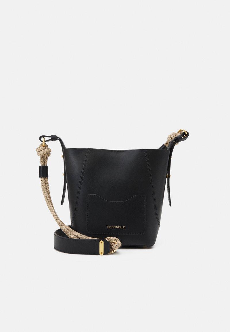 Coccinelle - EVASION - Across body bag - noir