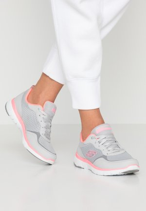 FLEX APPEAL 3.0 - Baskets basses - light gray/hot pink