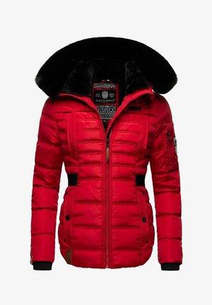 MELIKAA - Winter jacket - red