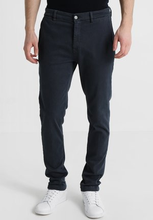 ZEUMAR HYPERFLEX  - Slim fit jeans - black