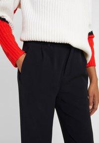 DRYKORN - FIND - Spodnie materiałowe - black - 3