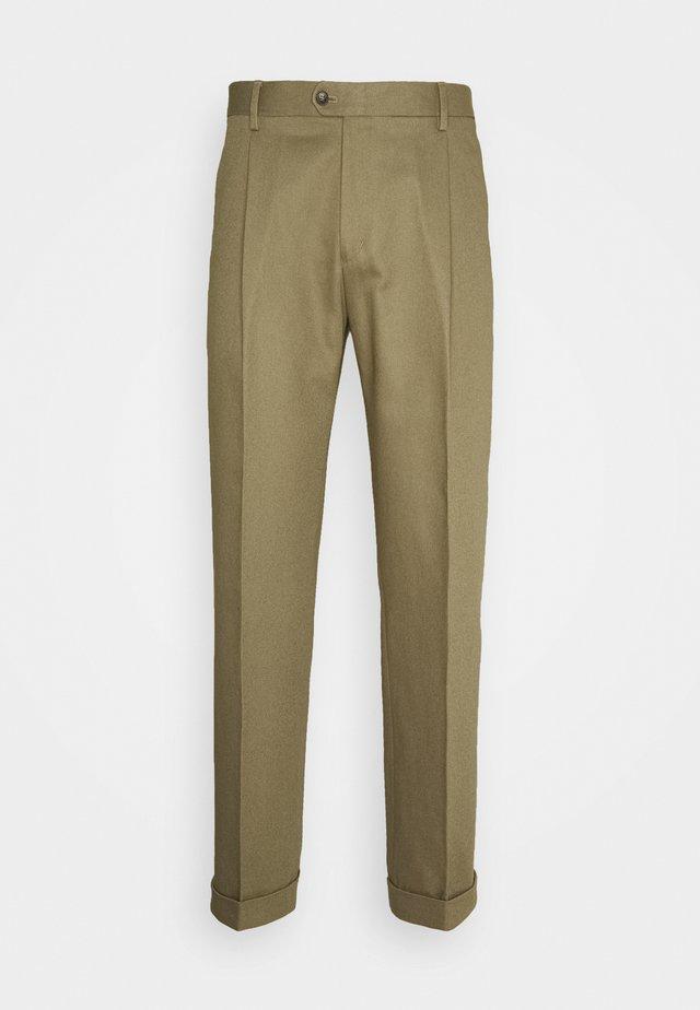 TREVOR - Pantalon classique - army