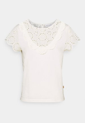 LOU - Print T-shirt - off white