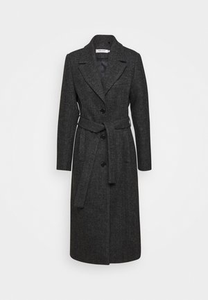 ALICE - Classic coat - gris anthracite