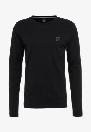 TACKS - Long sleeved top - black