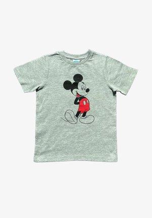 MICKEY - Print T-shirt - grau