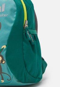 Deuter - PICO UNISEX - Rucksack - dustblue/alpinegreen - 3