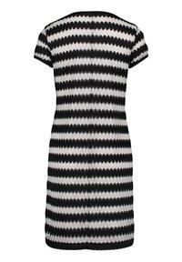 Betty Barclay - Robe en jersey - weiß/schwarz - 3