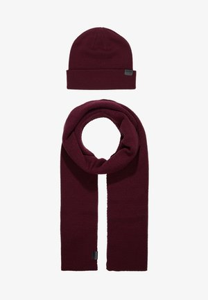 JACJOLLY GIFTBOX - Scarf - port royale