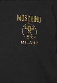MOSCHINO - CREWNECK - Sweatshirt - black - 6