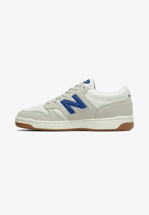 480 - Sneakers - white/blue