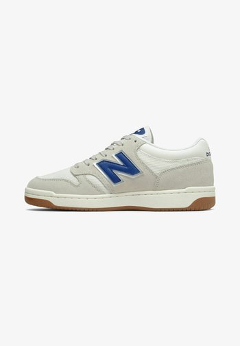 480 - Trainers - white/blue
