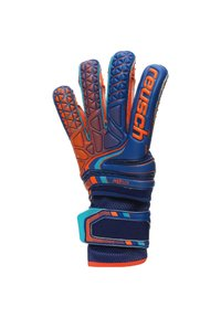 Reusch - ATTRAKT PRO G3 SPEEDBUMP EVOLUTION ORTHO-TEC  - Gants - deep blue / shocking orange - 1