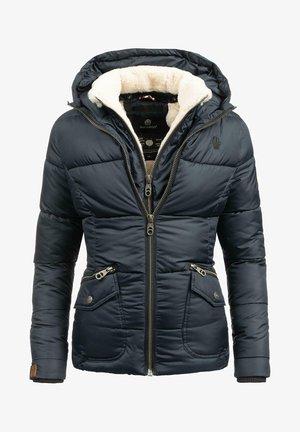 MEGAN - Winter jacket - blue