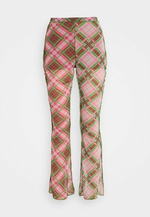 REVELLER PANT - Trousers - check
