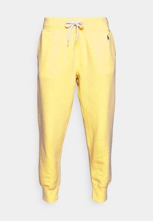 SEASONAL - Tracksuit bottoms - bristol yellow