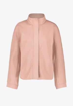GEWIRKE - Fleece jacket - light pink