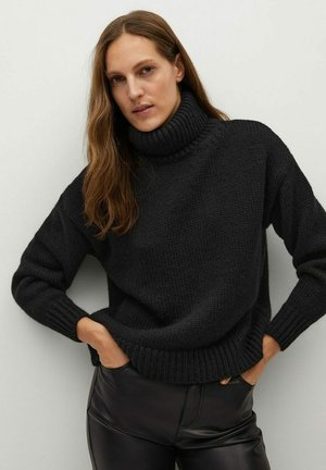 COTO-I - Jumper - black
