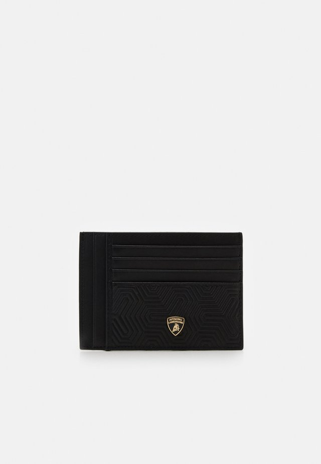 Business card holder - nero