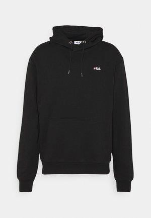 EBEN HOODY - Sweater - black