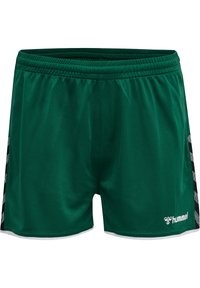 Hummel - HMLAUTHENTIC  - Sports shorts - evergreen - 0