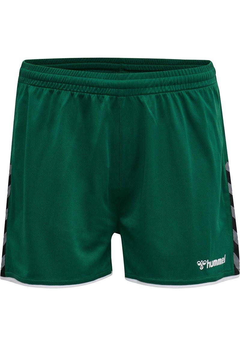Hummel - HMLAUTHENTIC  - Sports shorts - evergreen