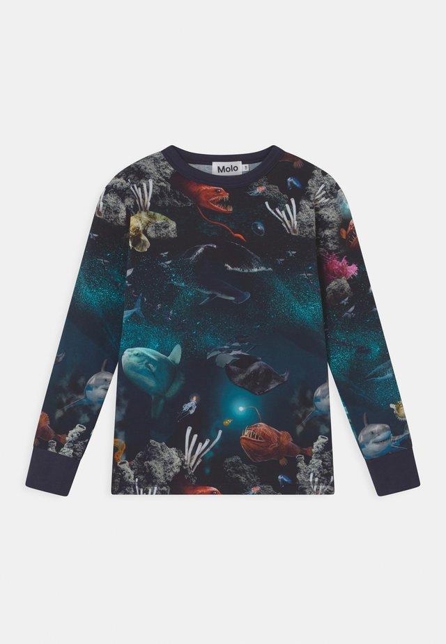 RILL - Pitkähihainen paita - dark blue