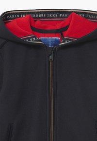 IKKS - NAVY SMART ZIP THROUGH HOODIE - Zip-up hoodie - navy - 2