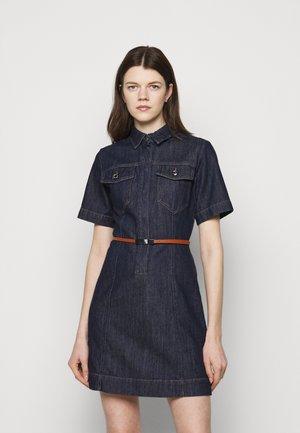 TEGLIA - Vestito di jeans - nachtblau