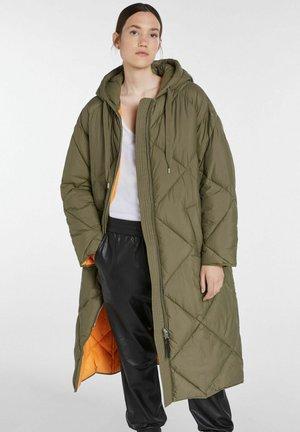 GROSSER - Winter coat - ivy green