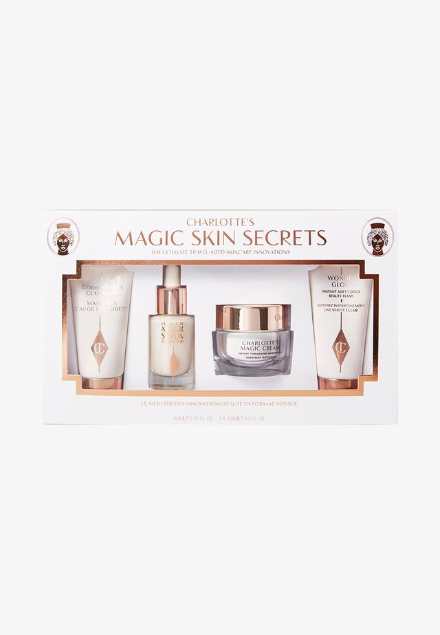 CHARLOTTE'S MAGIC SKIN SECRETS - Gesichtspflegeset - -