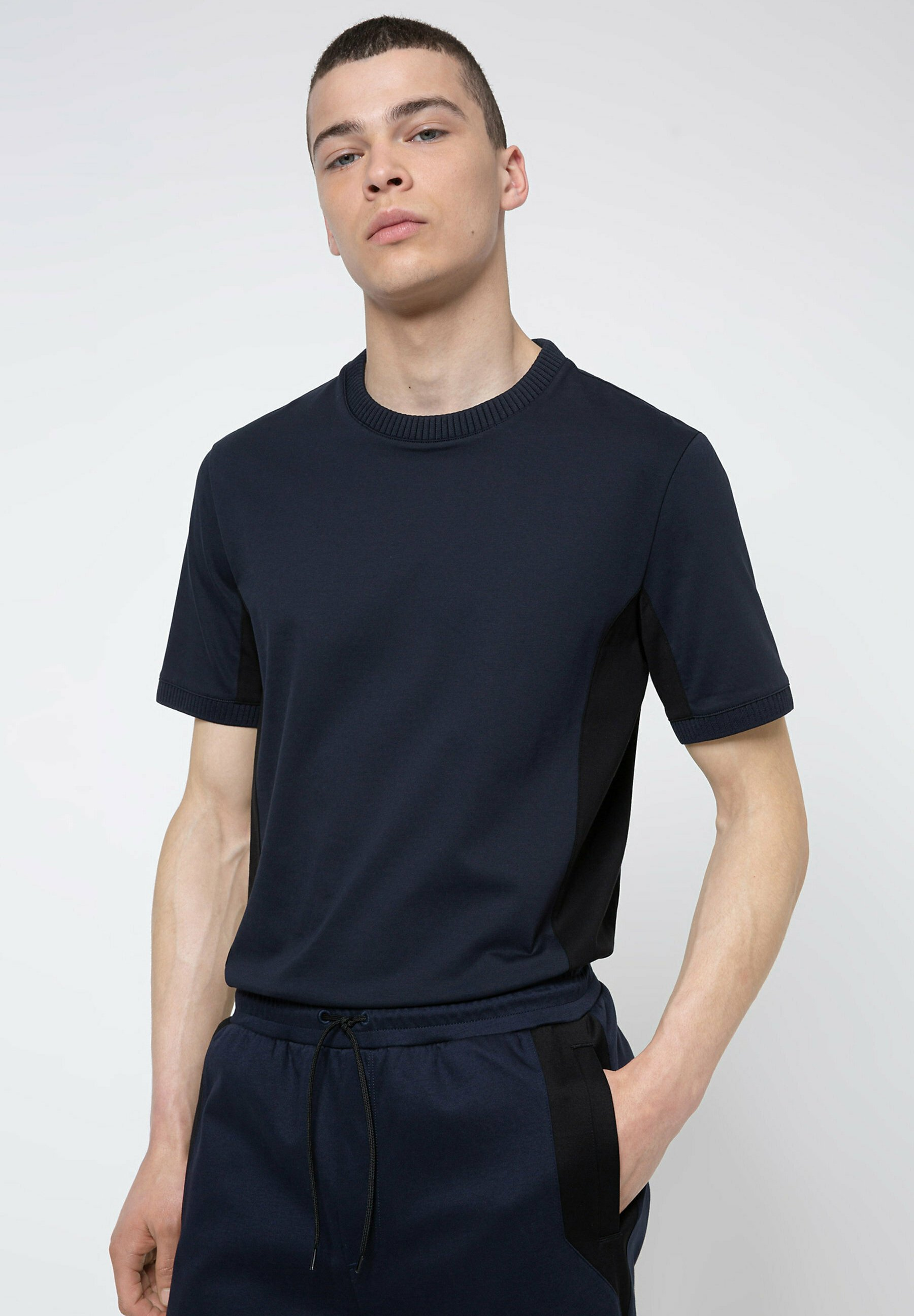 Uomo DINZU - T-shirt basic