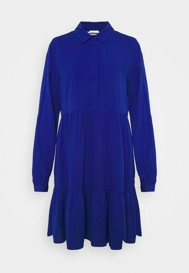 VIMOROSE DRESS - Shirt dress - mazarine blue