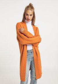 myMo - Cardigan - orange - 0
