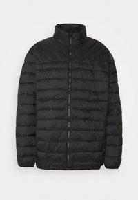 Burton Menswear London - BIG LIGHTWEIGHT PUFFER - Gewatteerde jas - black - 0