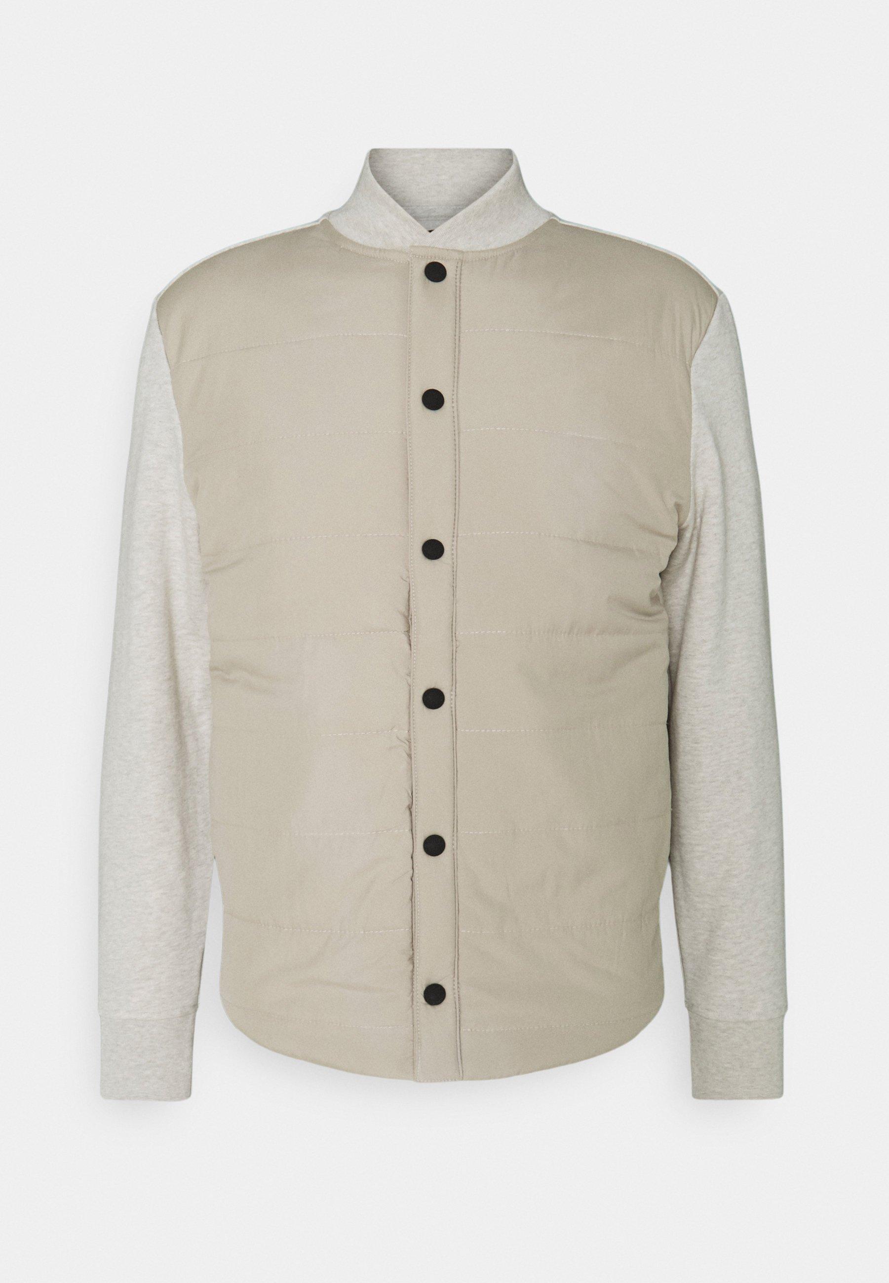 Men WOVEN FRONT BBALL - Light jacket