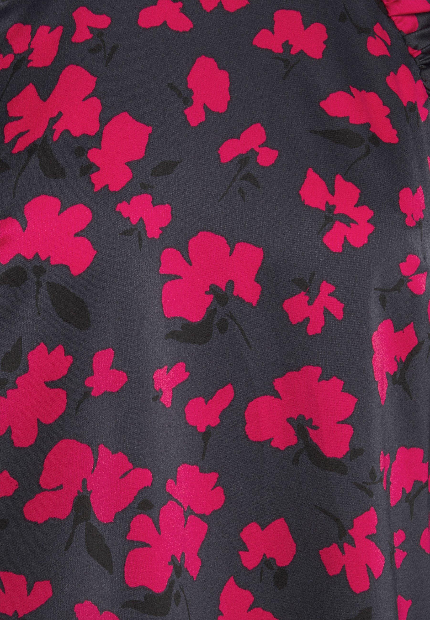 Women GATHERED RAGLAN - Long sleeved top