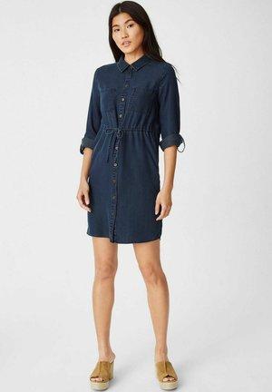 Denim dress - denim dark blue