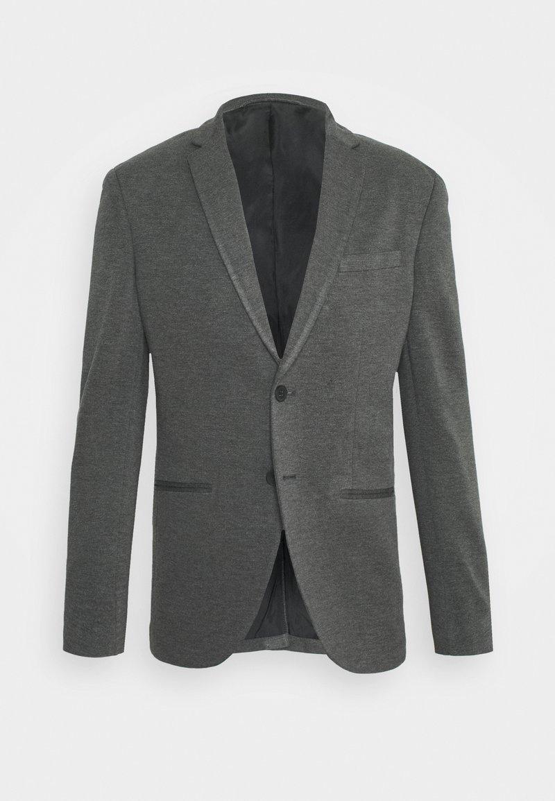 Jack & Jones - JJEPHIL - Blazer jacket - grey melange