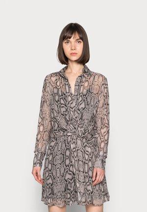 ABITO - Shirt dress - black
