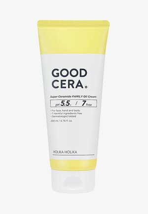 GOOD CERA SUPER CERAMIDE FAMILY OIL CREAM - Moisturiser - -