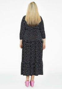Yoek - Maxi dress - black - 1