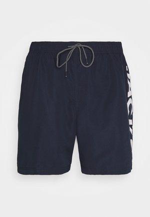JJIBALI JJSWIMSHORTS LOGO - Swimming shorts - navy blazer
