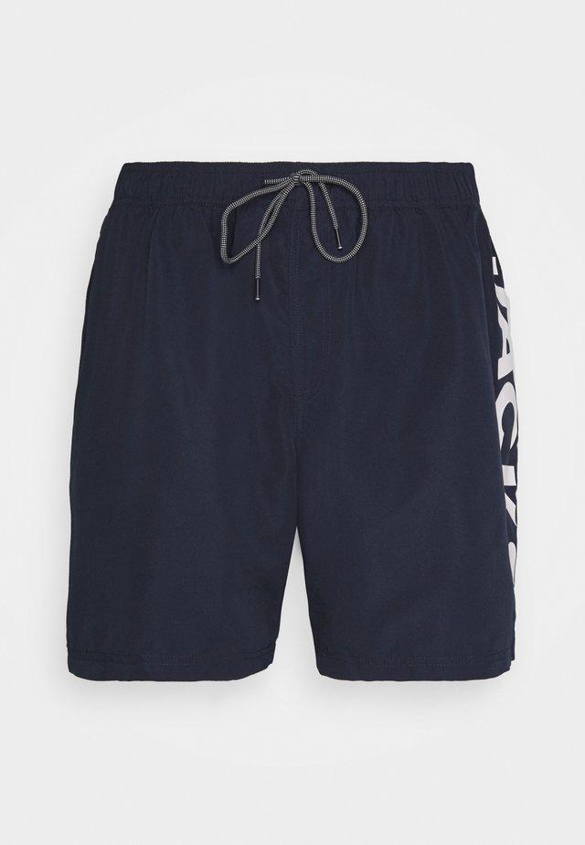 JJIBALI JJSWIMSHORTS LOGO - Short de bain - navy blazer